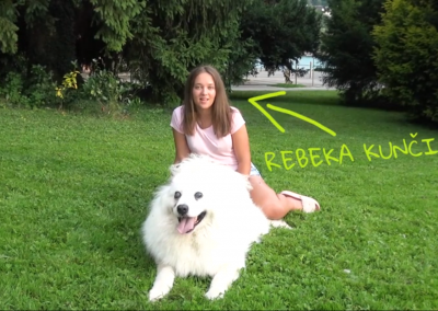 rebeka kuncic veterinarka
